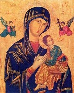 The Mother of Perpetual Help.